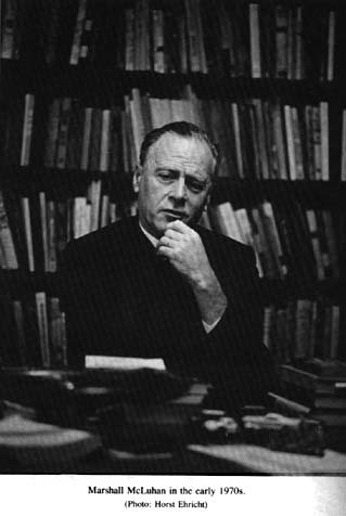 Маршалл Маклюэн. Ранние 70-е