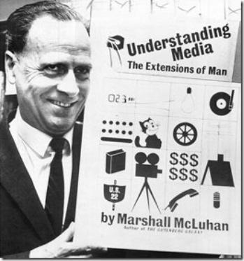 Маршалл Маклюэн в 1964 году