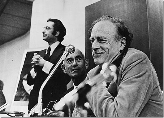 Herbert Marshall McLuhan, Louis Leprince-Ringuet et Jean Cazeneuve