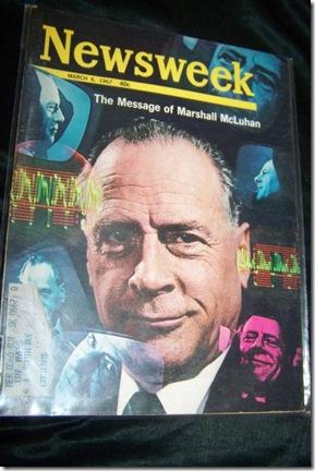 Newsweek - Marshall McLuhan