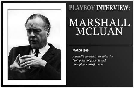 Marshall Mc Luhan - The Playboy interview