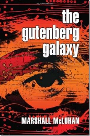 Галактика Гутенберга - Маклюэн