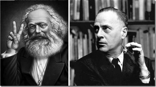Маркс и Маклюэн